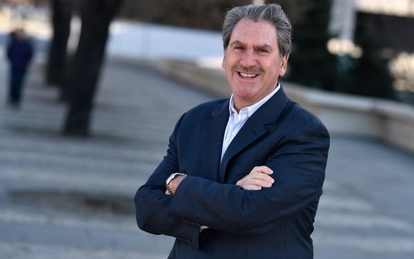 ELECCIÓN DE CAMILO PEREZ AL COI BENEFICIARÁ AL TENIS MUNDIAL, DICE PRESIDENTE DE ITF