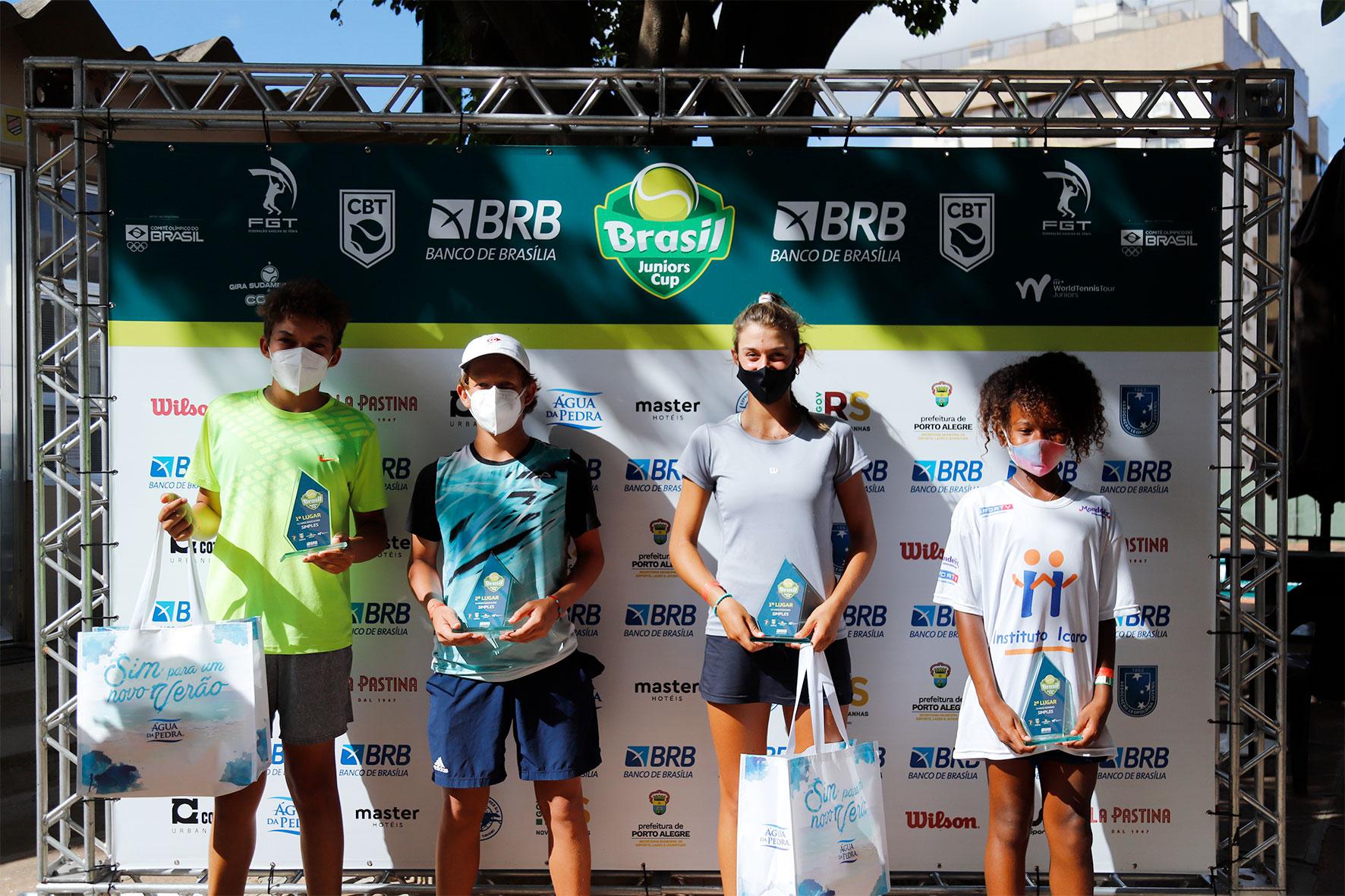 Brasil Juniors Cup concluye con éxito